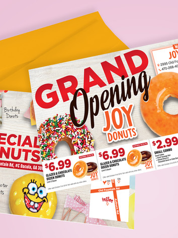 Joy Donut