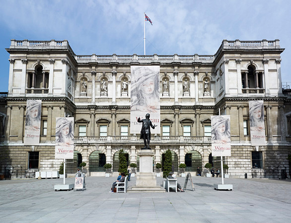 Group exhibition at the Royal Academy, London