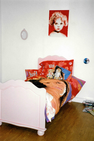 'Girls' solo exhibition at Studio 1.1, London
