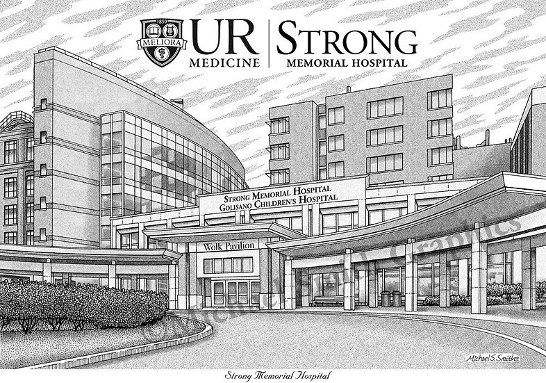 University of Rochester School of Medicine - Strong Memorial Hospital