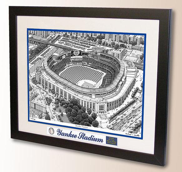New Yankee Stadium wall art