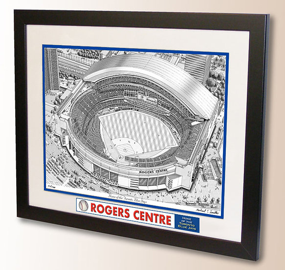 Rogers Centre wall art