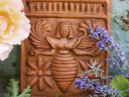 Early Celtic folklore and the mention of bees