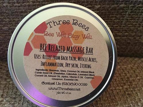 Warming Massage Bar