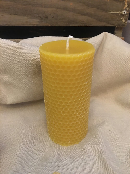 "5""Honeycomb Candle"