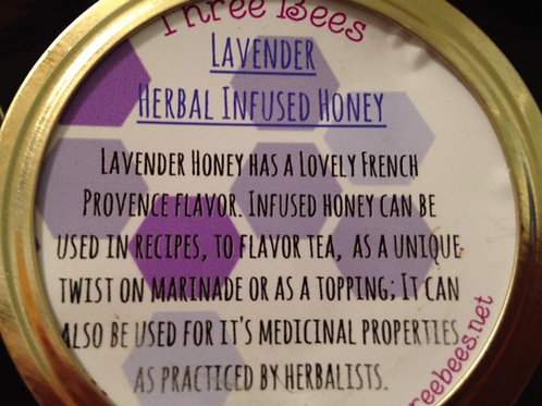 Infused Honey - Florals