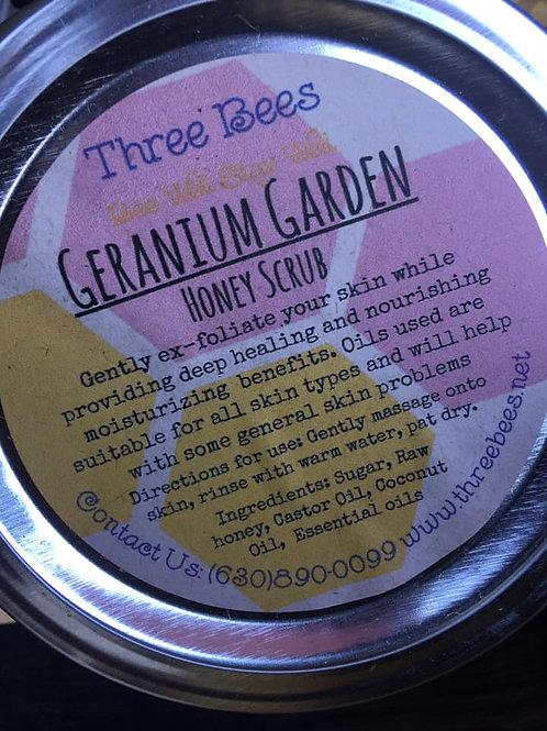Joyful Garden Honey Scrub