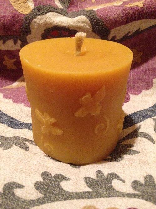 """3"""" x 3""""Pillar Candle"""