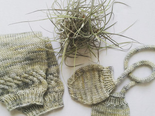 Boyish knits for babe