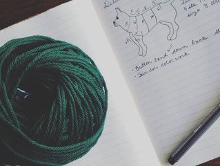 National (knit for your) dog day