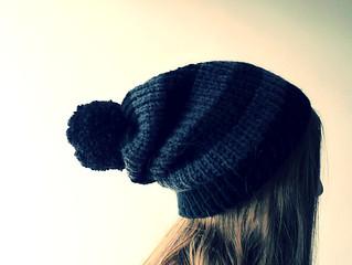 Let's knit a hat!