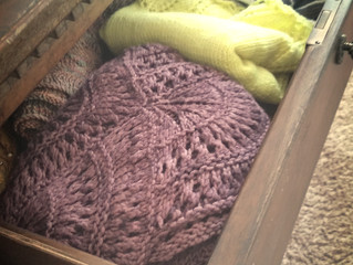 A Chest Full of Wool