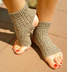 Yoga Teacher's Yoga Socks