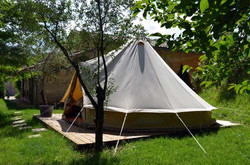 LODGE JARDIN MIRMANDE DROME