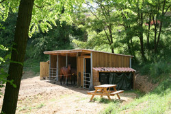 CHAMBRES D'HOTES MIRMANDE CHEVAUX