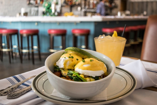 The Shed Restaurant Huntington Breakfast Bowl