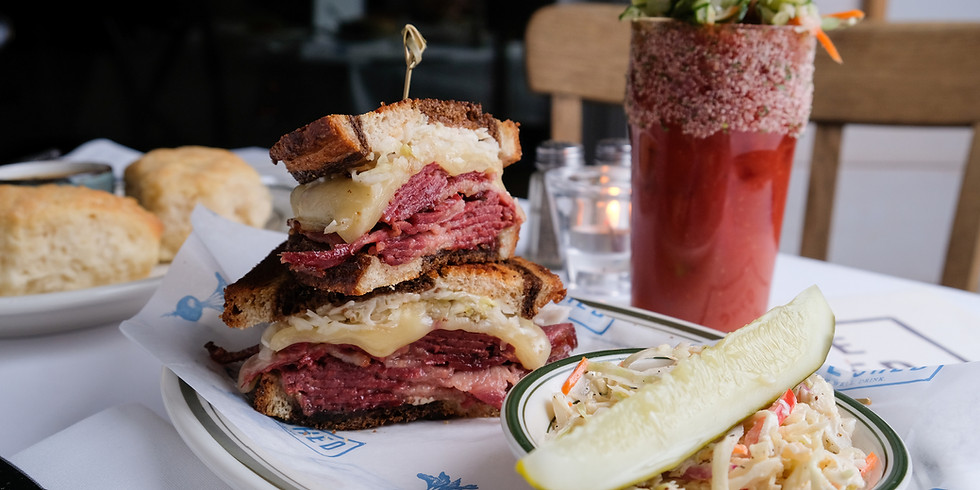 Open Monday President's Day for Brunch 9am - 4pm!