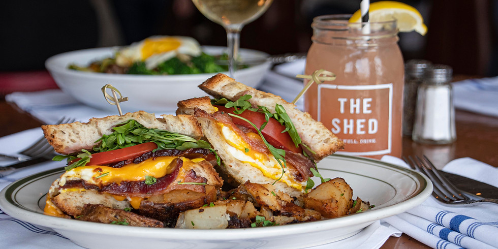 Sayville's Brunch Spot is In The Shed!