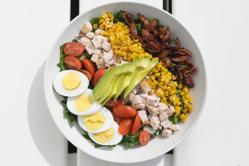Cobb Salad at The Shed