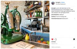Instagram bmcgib The Shed Shaker