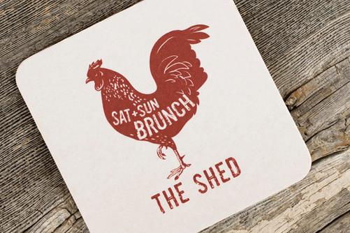 The Shed Restaurant Huntington Brunch