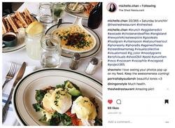 Instagram Michelle.chan Brunch Pics
