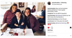 Instagram @Taylorbrodsky The Shed
