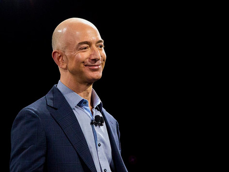 Hacked Off: Why the hacking of Jeff Bezos should serve as a wake up call to us all...