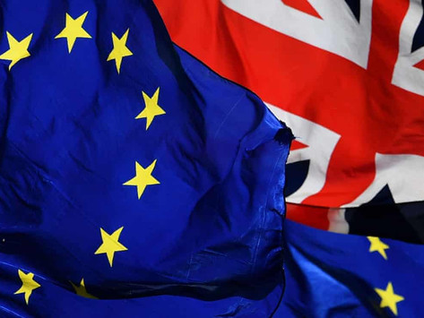 The Long Goodbye: Britain's 11 month farewell to the European Union...