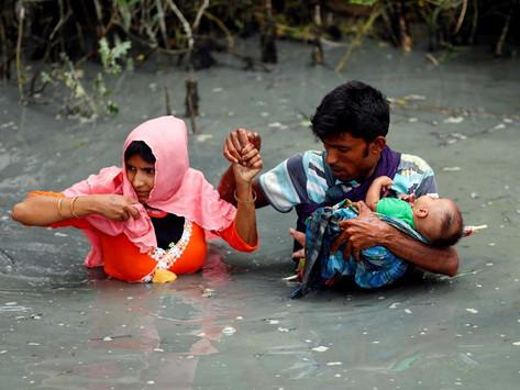 Citizens of nowhere: The Rohingya