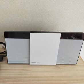 ミニコンポ SC-HC300