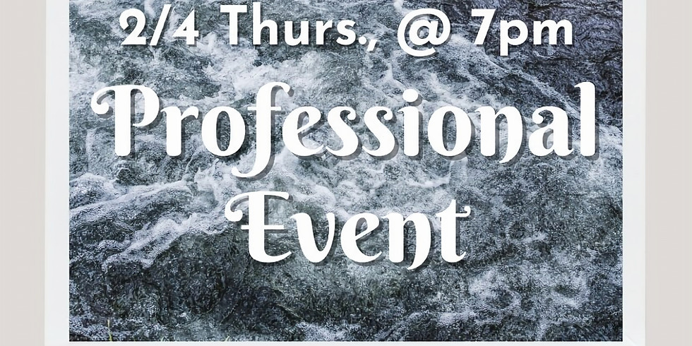 Professional Event