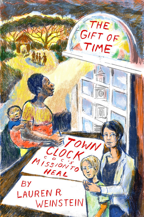 """The Gift of Time"" Comic Book (Lauren Weinstein)"