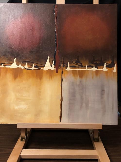 Abstract of Tuscany III