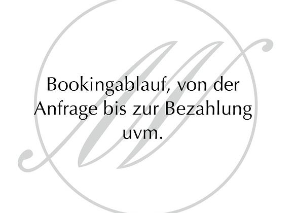 Bookingabläufe erklärt