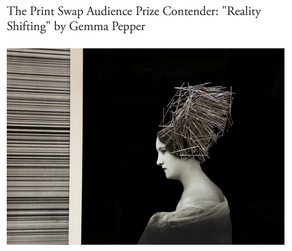 Audience Prize Contender - The Print Swap