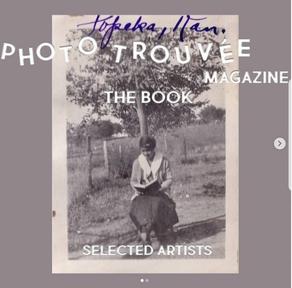 Photo Trouvée Magazine Book