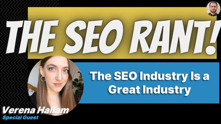Reasons Why the SEO Community Doesn't Suck