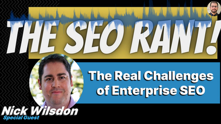 The Challenges of Enterprise SEO