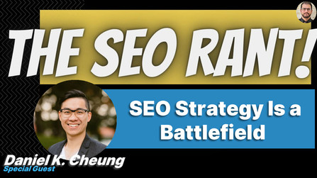 SEO Strategy & the Role of the SEO Generalist