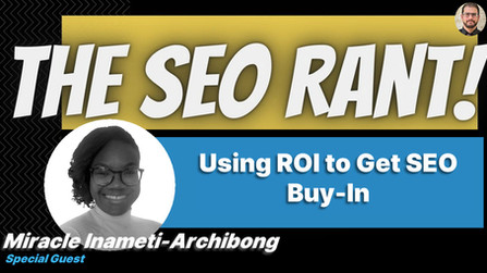 Using Forecasting and Expected ROI to Get SEO Buy-In