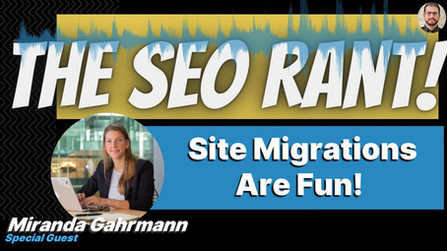 Getting Started with Site Migrations