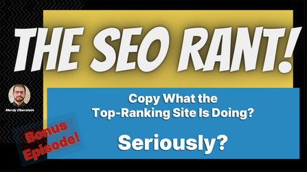 Can We Get Some Better Advice on Writing SEO Content?