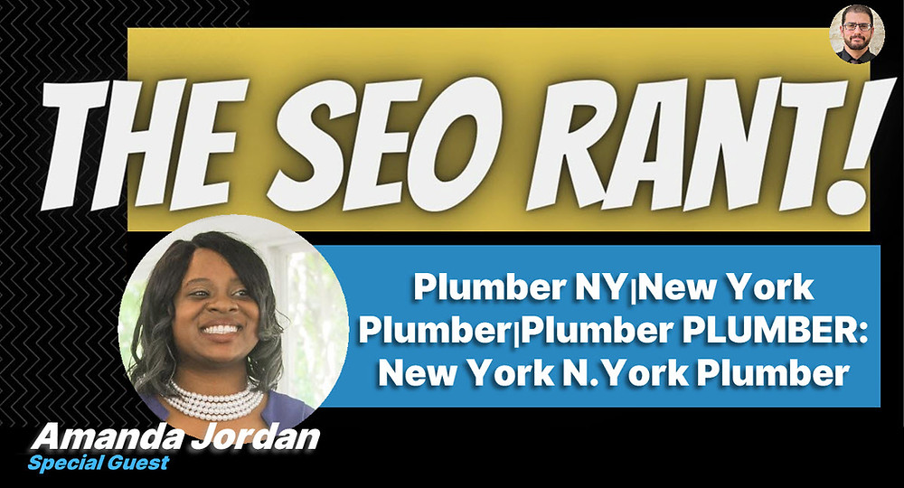 Amanda Jordan Interview on the SEO Rant with Mordy Oberstein