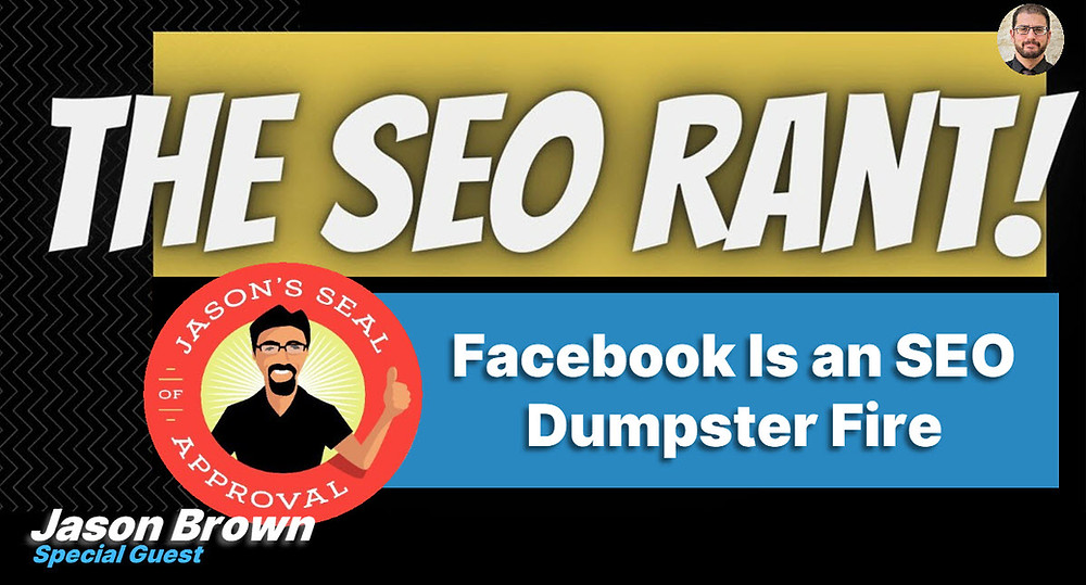 Mordy Oberstein Interviews Jason Brown on the SEO Rant Podcast