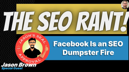 Why You Should Never Go to Facebook Groups for SEO Help
