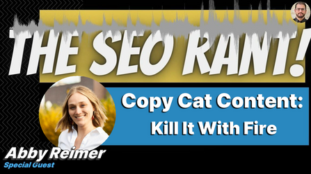 Why You Shouldn't Create Copycat Content