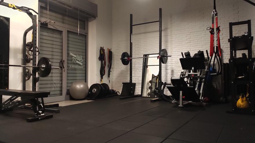 lab54 Personal Trainer studio interno.jp