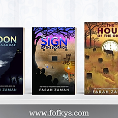 The Moon of Masarrah Series