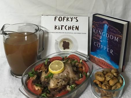 A Kingdom of Copper Feast!